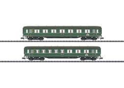 Märklin T15802 N Schnellzugwagen-Set DRB
