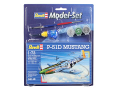 REVELL Model Set P-51D Mustang