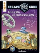 Escape Cube Kids Roter Alarm auf Raumstation Alpha