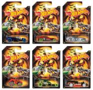 Mattel DXT91 Hot Wheels Halloween sortiert