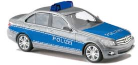 Mercedes C-Klasse Polizei