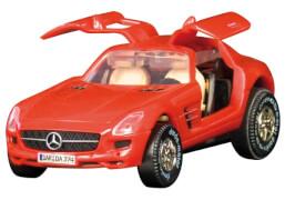 darda AMG Mercedes SLS