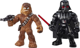 Hasbro E5098EU4 Star Wars GH MEGA MIGHTIES AST