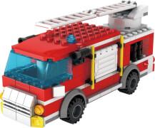 STAX HYBRID VEHICLES - Light up Fire Truck