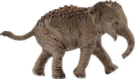 Schleich Wild Life - 14755 Asiatisches Elefantenbaby, ab 3 Jahre