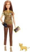 Mattel GDM46 Barbie Photojournalist Puppe