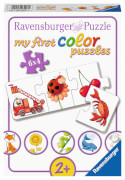 Ravensburger 03007 Puzzle: Alltagsgegenstände 6x4 Teile