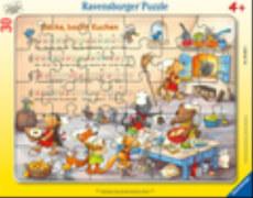 Ravensburger 05025 Puzzle: Backe, backe Kuchen 30-48 Teile