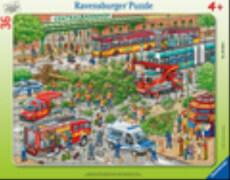 Ravensburger 05026 Puzzle: Einsatz auf der Straße 30-48 Teile