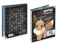 Ultra Pro Pokémon Eevee 4-Pocket Portfolio