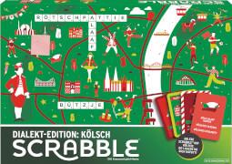 Mattel GGN23 Scrabble Dialekt-Edition: Köln (D)