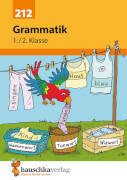 Grammatik 1./2. Klasse. Ab 6 Jahre.