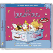 Leo Lausemaus - Folge 4: Leo will nicht Baden (CD)