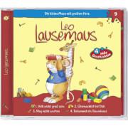 Leo Lausemaus - Folge 9: Leo will nicht groß sein (CD)