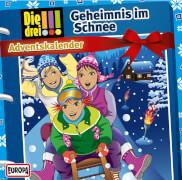 Kosmos CD CD Die drei !!! Adventskalender Geheinnis im Schnee