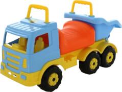 Outdoor active Rutscher LKW mit Kipplade bis 50 kg, Länge ca. 65 cm, ab 12 Monaten