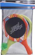 New Sports Neopren-Beachball-Set, ca. 22x39 cm