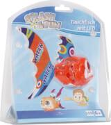 Splash & Fun Tauchfisch mit LED, 2-fach sortiert