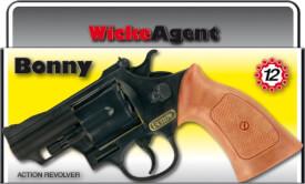 12er Agentenrevolver Bonny, 23,8 cm