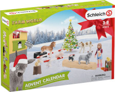 Schleich 97873 Farm World Adventskalender Farm World 2019