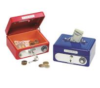 GoKi Geldkassette mit Kombinationsschloss