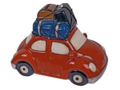 Keramikspardose Auto