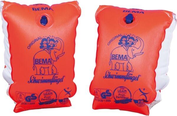 mit Schaumstoffkern rund BEMA® Schwimmfluegel